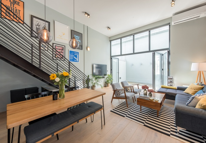 Stunning Double Height Loft - Northbourne Road, London, SW4